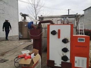 大型蒸汽发生器